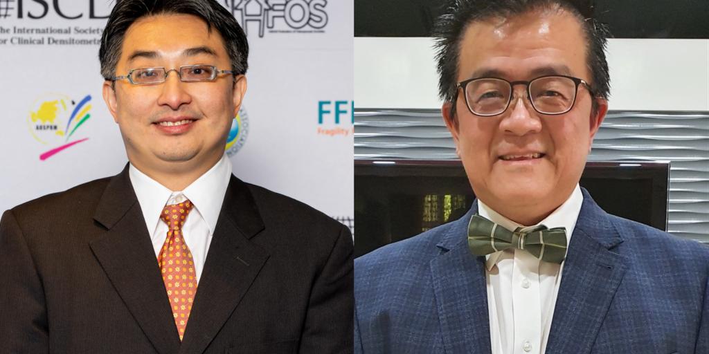 JK and Prof Chan- blog